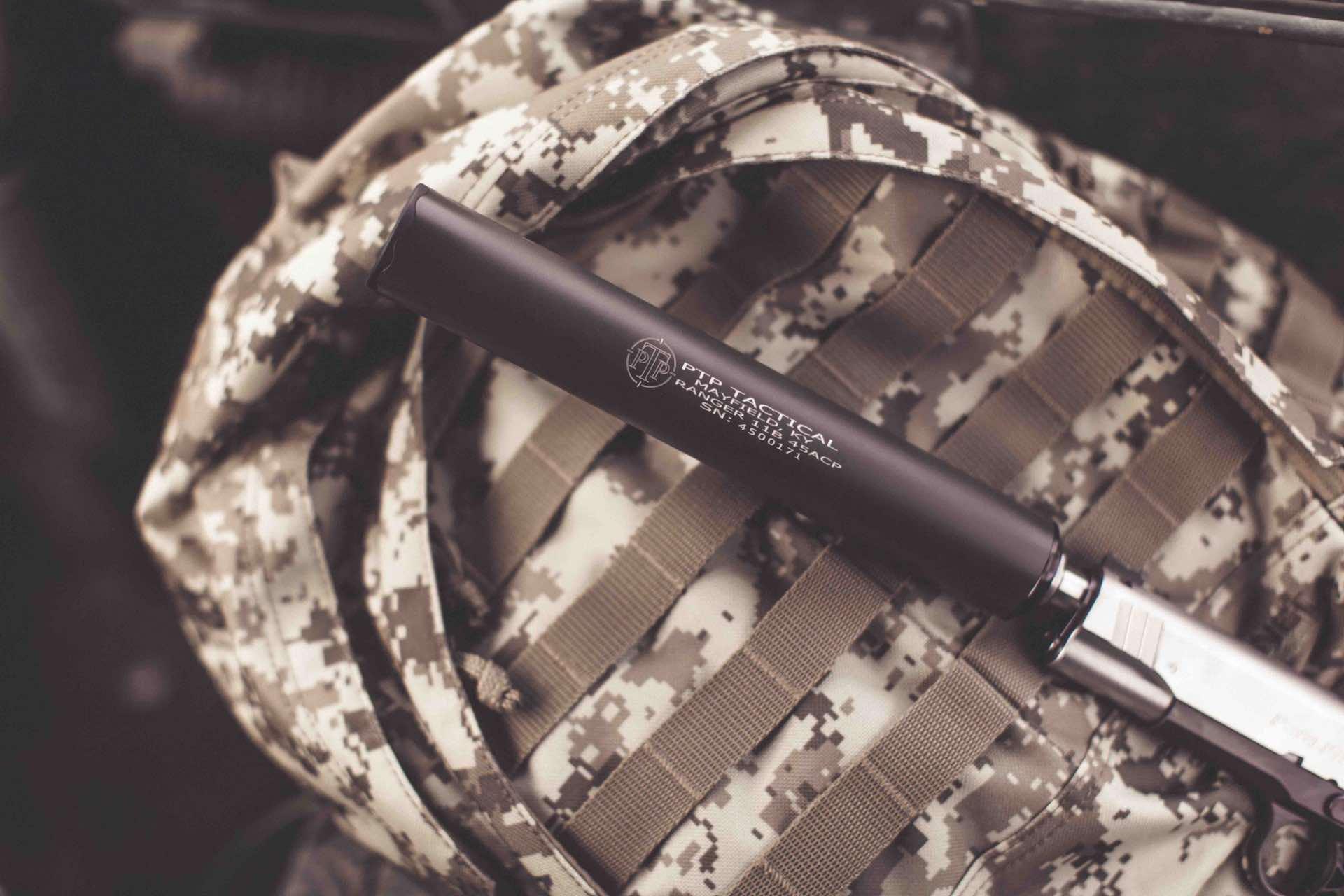 PTP Tactical Supressor