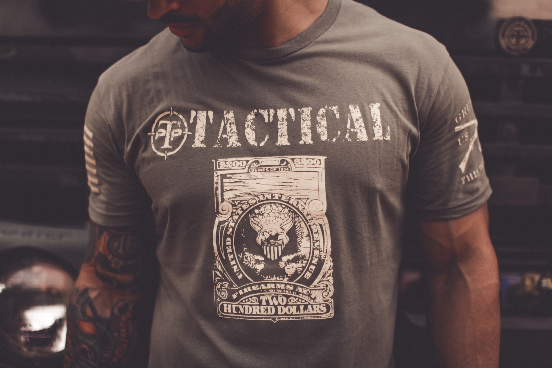 PTP Tactical Apparel
