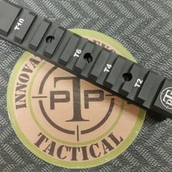 picatinny rail and ptp logo